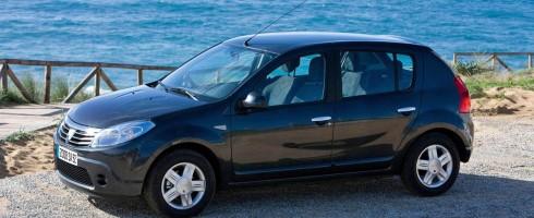 Avec la Sandero GPL, Dacia mise sur l'environnement