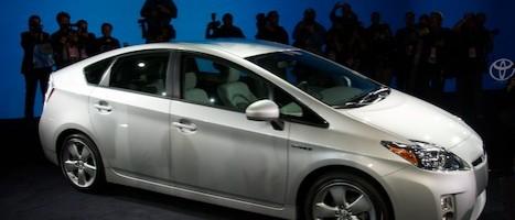 Toyota prius, l'hybride est à l'honneur !