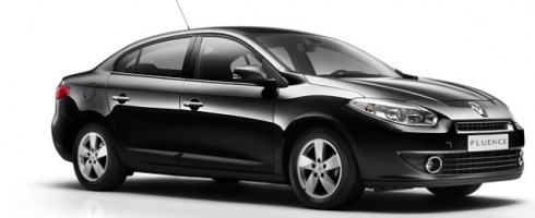 Renault fluence, la France sous influence
