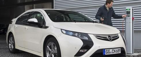 Opel Ampera, la voiture électrique à la force tranquille