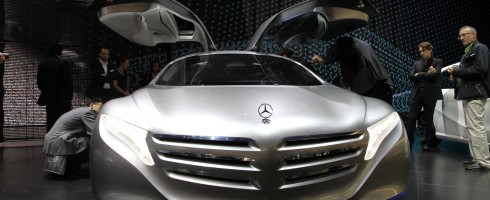 Mercedes f125, une étoile est née