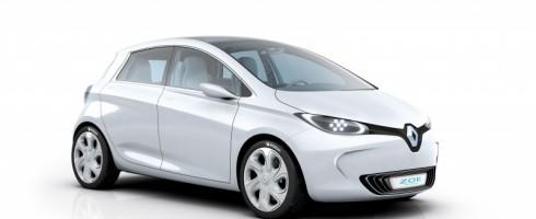 Renault Zoé, la première voiture intelligente qui vous veut du bien
