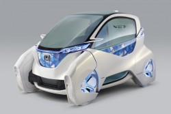 Honda s'attelle au marché des mini-citadines électriques