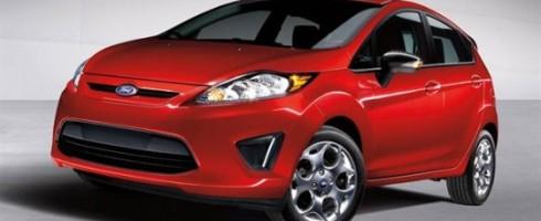 Ford Fiesta ST Concept 2012, bien plus sportive