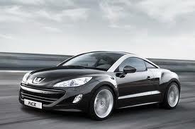 Peugeot RCZ, la nouvelle coupée sport