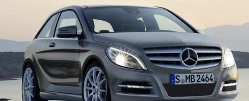 Mercedes se lance sur le segment des mini-citadines en collaboration avec Renault