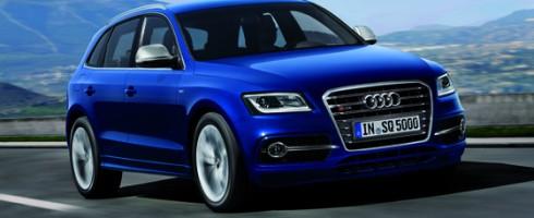 Audi SQ5, finesse et puissance