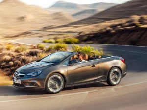 2010 Opel Cascada photo - 3
