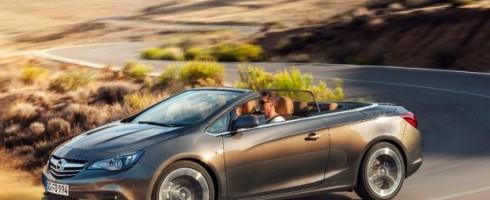 Opel Cascada, le retour de la voiture décapotable