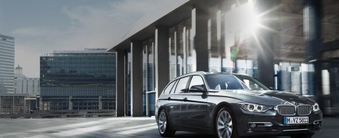 BMW Série 3 Touring, voiture la plus belle de 2012 ?