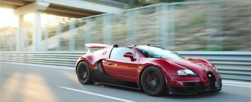 Bugatti Veyron, une nouvelle avec 1 600 chevaux ?