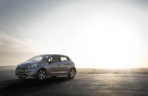 peugeot 208 intuitive
