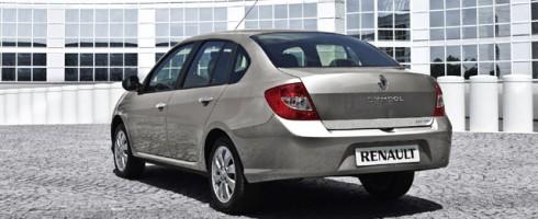 Renault Symbol, une Logan déguisée