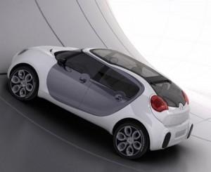 citro n e3 une voiture pas ch re bas e sur le c cactus. Black Bedroom Furniture Sets. Home Design Ideas
