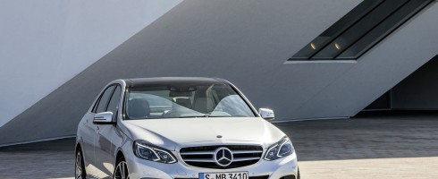 Une nouvelle version de la Mercedes Classe E