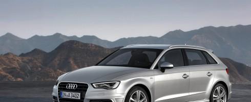 Une version monospace de l'Audi A3 en préparation ?