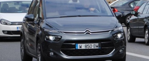 Le Citroën Grand C4 Picasso dévoilé officiellement