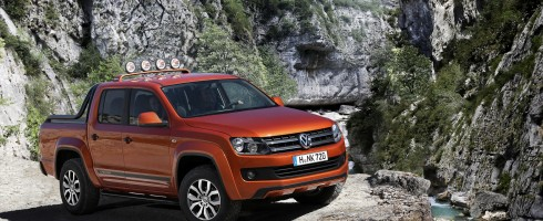 Volkswagen sort une série limitée de son Amarock : le Canyon