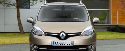 Renault dévoile les tarifs de sa nouvelle gamme Scénic