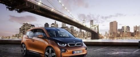 BMW dévoile sa voiture électrique, la i3
