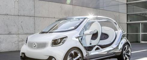 Une Smart 4 places prévue pour la rentrée : la Fourjoy Concept