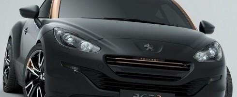 Peugeot RCZ R : la version sport de l'auto !