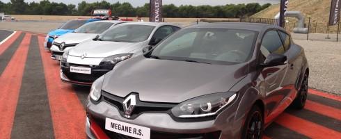 Renault restyle sa Mégane RS